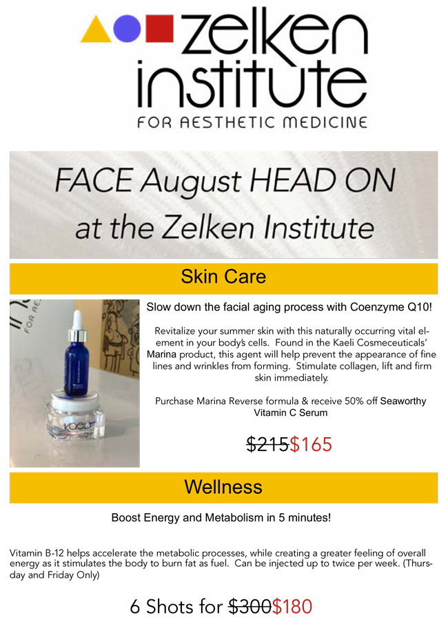 face august head on with these specials